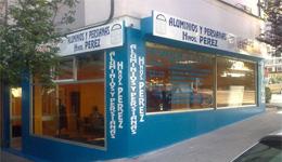 Aluminios Hermanos Pérez Ventalumin 2000