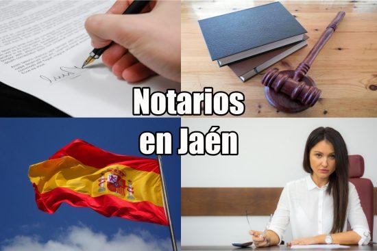Te mostramos las mejores notarías de Jaén