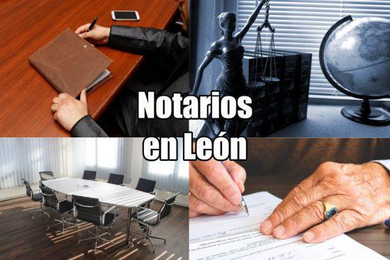 Te mostramos a ls mejores notarios en Leon