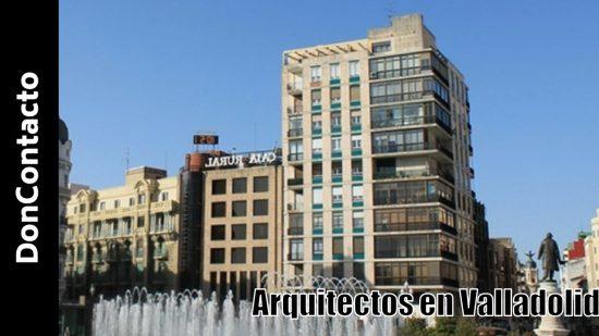 Buscamos para ti a los mejores arquitectos de Valladolid