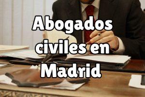 En DonContacto te ofrecemos el mejor presupuesto de abogados civiles en Madrid
