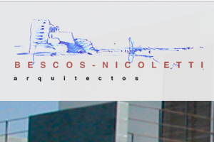 Bescós Nicoletti, arquitecto en Chamberí