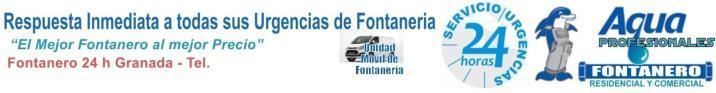Fontanero 24 horas Granada