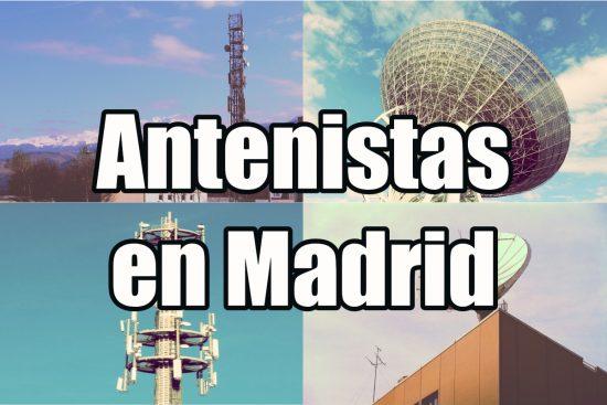 Antenistas en Madrid