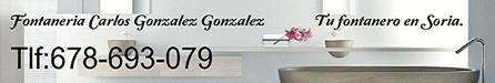 Fontanería Carlos González