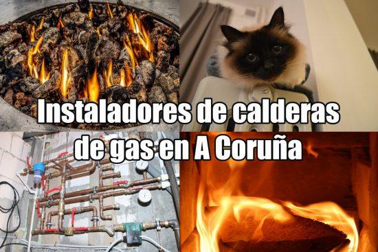 Instalar calderas en A Coruña