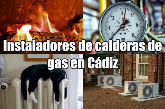 Instalar calderas en Cádiz