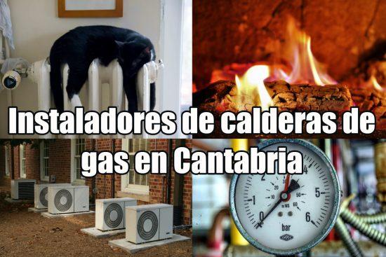 Instalar calderas en Cantabria