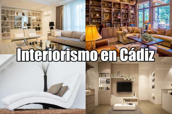 Te enseñamos a los mejores profesionales del interiorismo en Cádiz