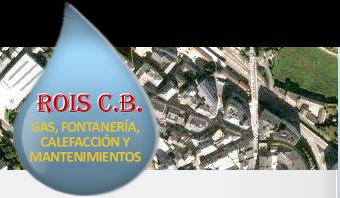 Fontanería Rois C.B.