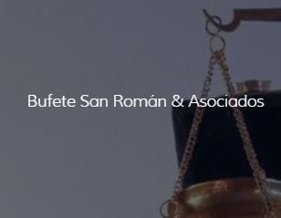 Bufete San Román & Asociados
