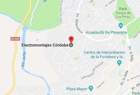 Electromontajes Córdoba