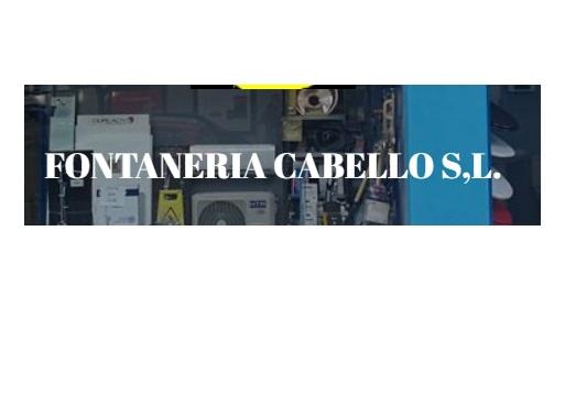 Fontanería Cabello