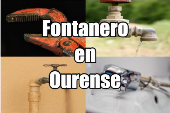 Fontaneros Ourense