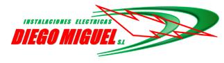 Instalaciones Electricas Diego Miguel S.L.