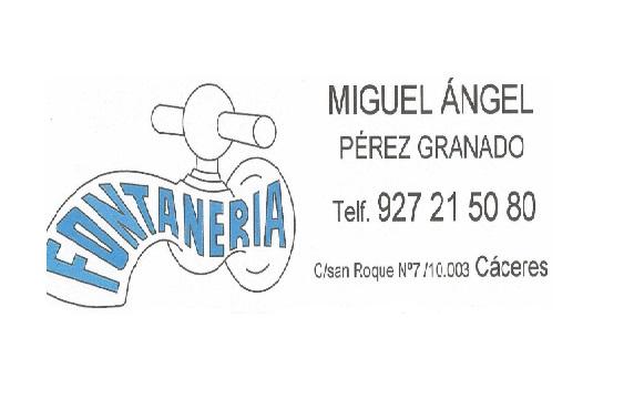 Fontanería Cáceres