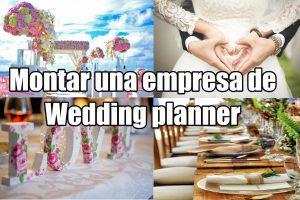 Cómo montar una empresa de wedding planner