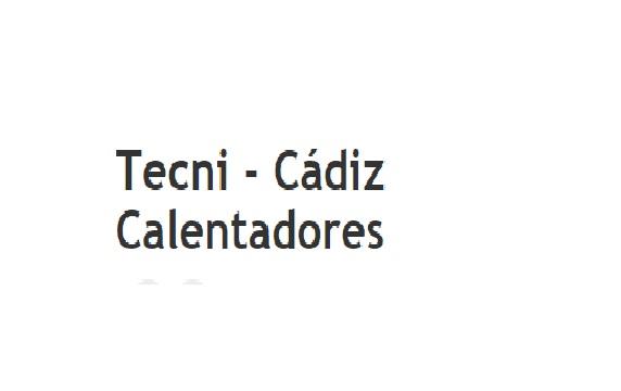 Tecni Cádiz Calentadores