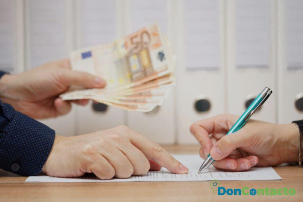 Es importante firmar un contrato para evitar contratiempos