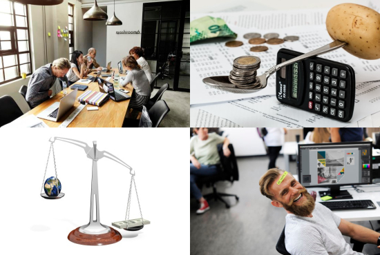 Cómo hallar el punto de equilibrio empresarial