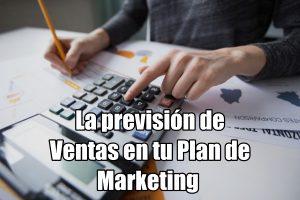 La previsión de ventas en tu plan de marketing