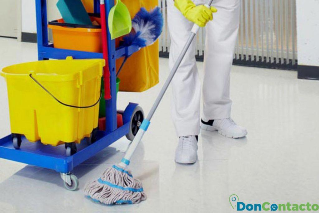 Las ferias de limpieza congregan a cientos de empresas del sector