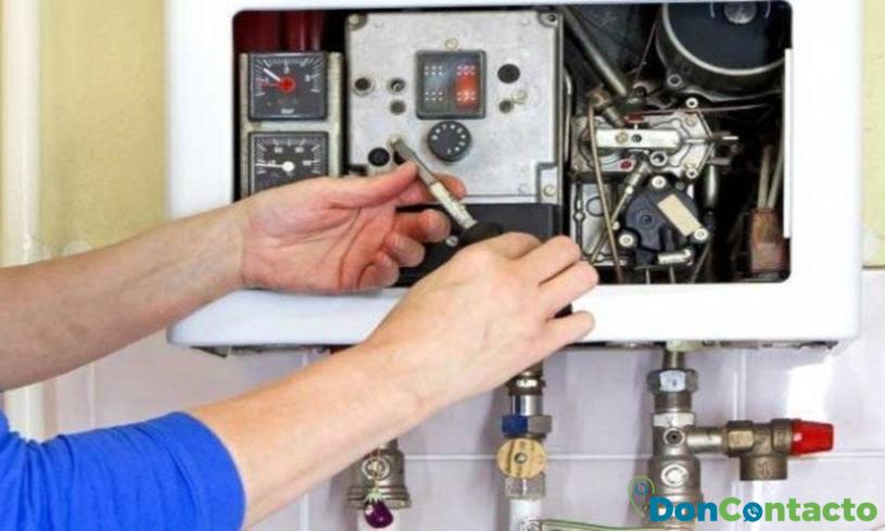 Empresas de instalacion y mantenimientos de aparatos de gas