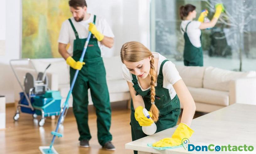 Empresas de limpieza en León