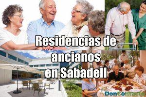 Residencia de ancianos en Sabadell