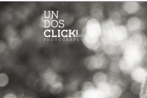 Un dos click, estudio de fotografía en Canillejas