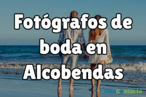 Fotógrafos de boda en Alcobendas