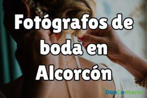 Fotógrafos de boda en Alcorcón