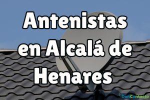 En DonContacto te mostramos los mejores antenistas en Alcalá de Henares.