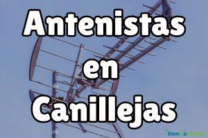 En DonContacto encontrarás a los mejores antenistas en Canillejas.