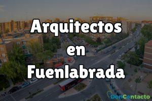Arquitectos en Fuenlabrada