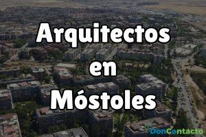 Arquitectos en Móstoles