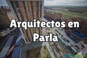 Arquitectos en Parla