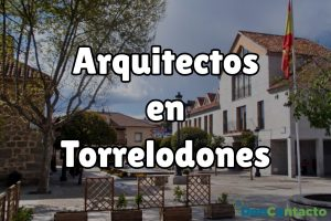 Arquitectos en Torrelodones