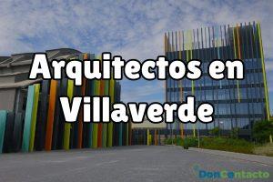 Arquitectos en Villaverde
