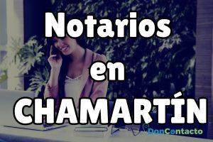 Notarios en Chamartín