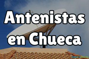 Antenistas en Chueca