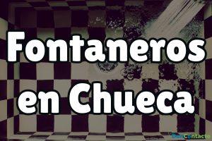 Fontaneros en Chueca