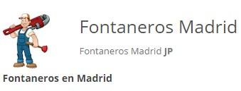 Fontaneros Madrid JP en Barajas