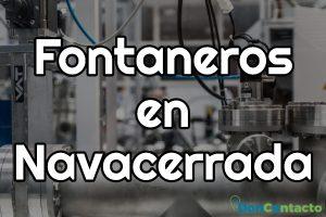 En nuestro directorio online encontrarás a los mejores profesionales en fontanería de Navacerrada.
