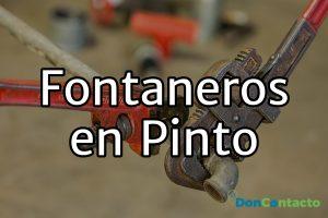Los mejores fontaneros de Pinto solo los encontrarás en DonContacto.