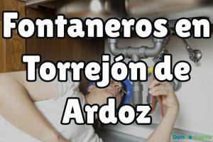 DonContacto tiene para ti a los mejores fontaneros de Torrejón de Ardoz.