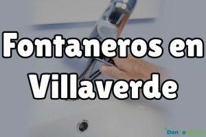 En DonContacto te mostramos los mejores fontaneros de Villaverde.
