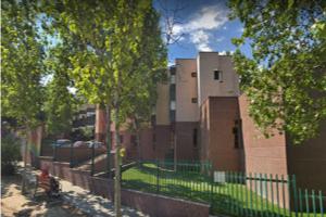 Gastón Baquero, Residencia para personas mayores en Alcobendas