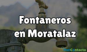 Fontaneros en Moratalaz