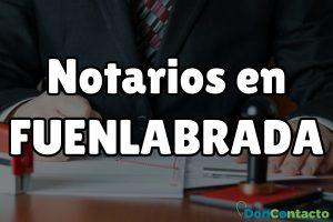 Notarios en Fuenlabrada